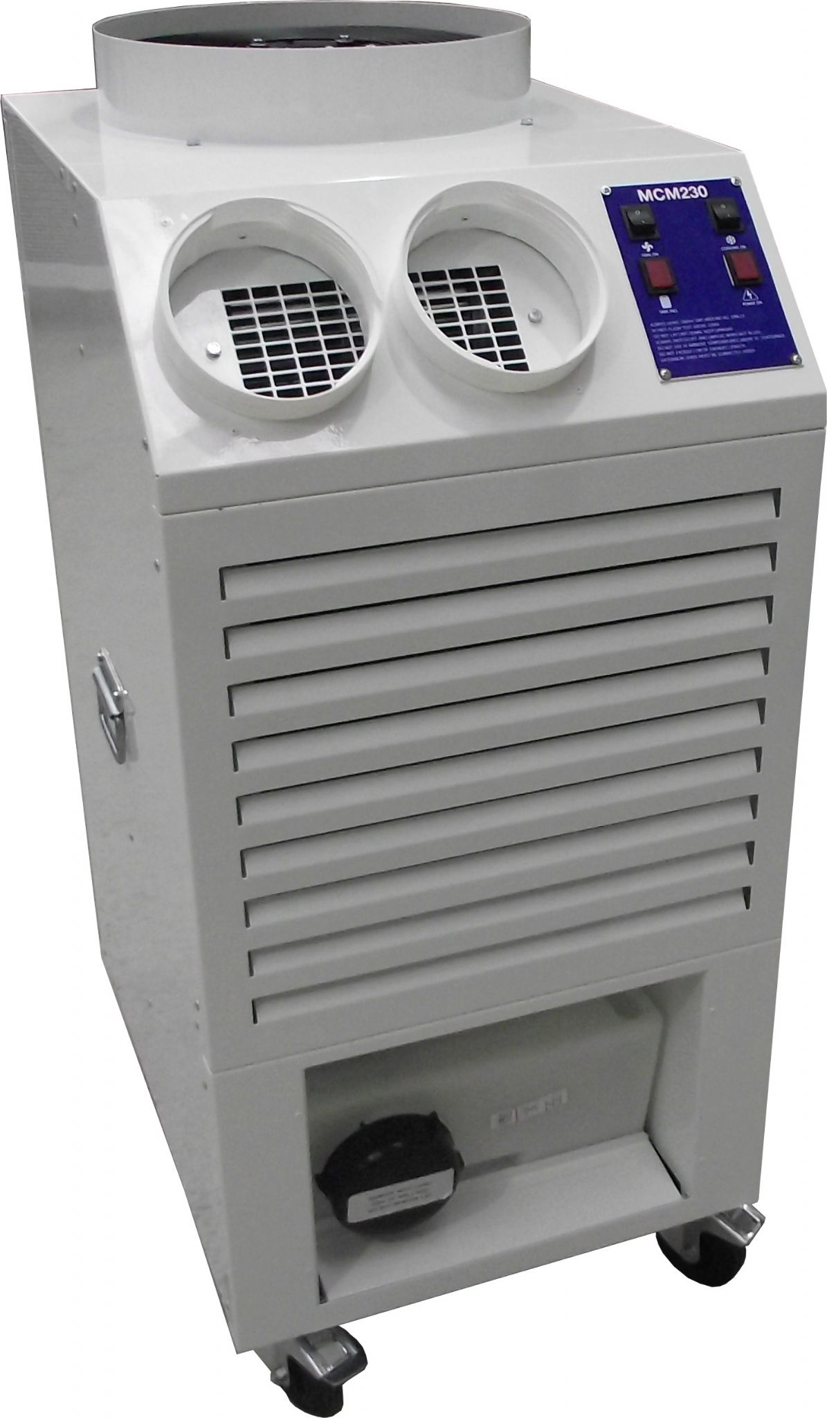 MCM230 Industrial Portable Air Conditioning 6.7 kW #271F68